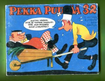 Pekka Puupää 32