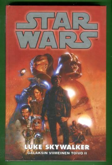 Star Wars - Luke Skywalker: Galaksin viimeinen toivo 2 (Tähtien sota)