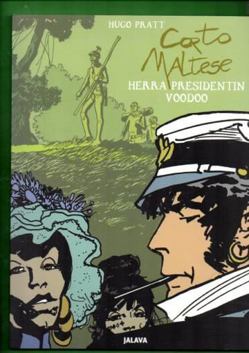Corto Maltese - Herra presidentin voodoo