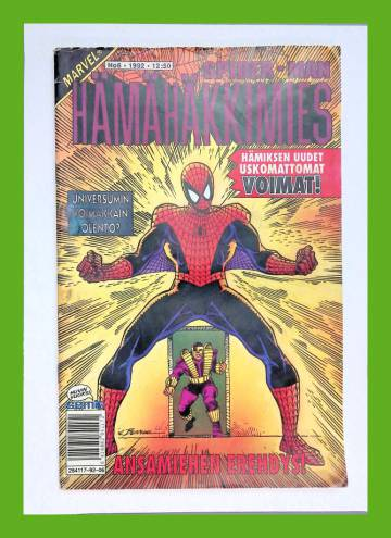 Hämähäkkimies 6/92 (Spider-Man)