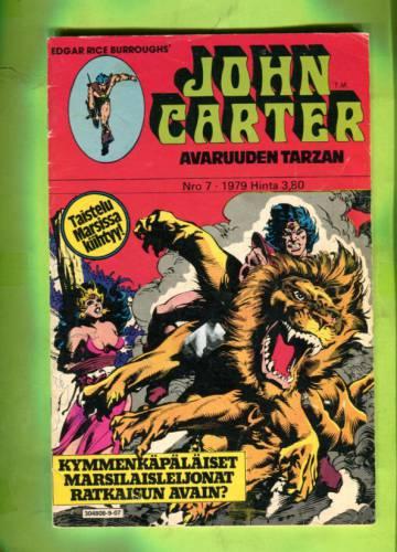 John Carter - Avaruuden Tarzan 7/79