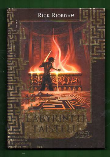 Percy Jackson 4 - Labyrinttitaistelu