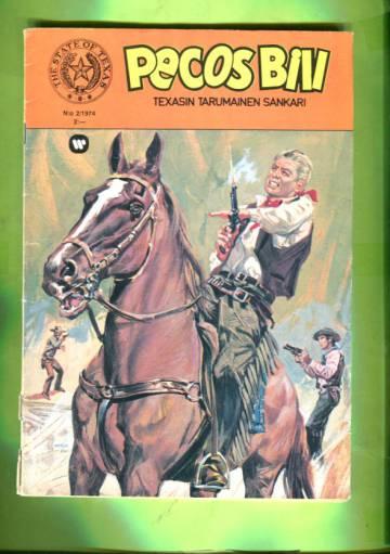Pecos Bill 2/74