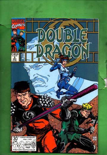 Double Dragon Vol. 1 #5 Nov 91