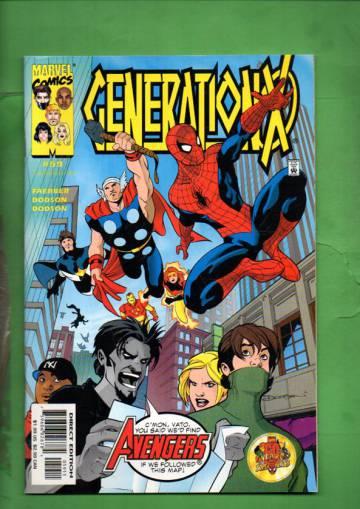 Generation X Vol. 1 #59 Jan 00