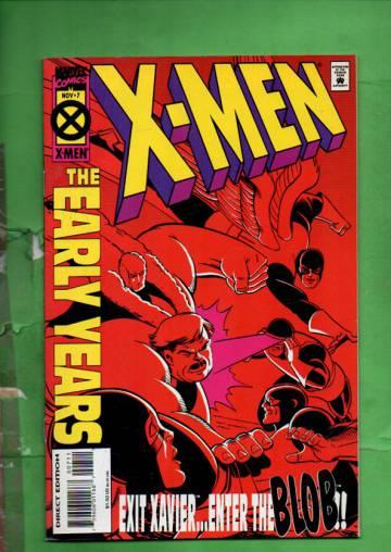 X-Men: The Early Years Vol. 1 #7 Nov 94