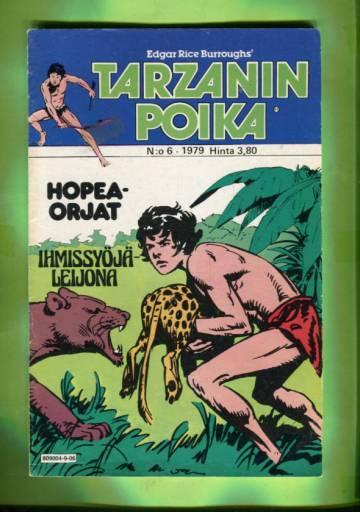 Tarzanin poika 6/79
