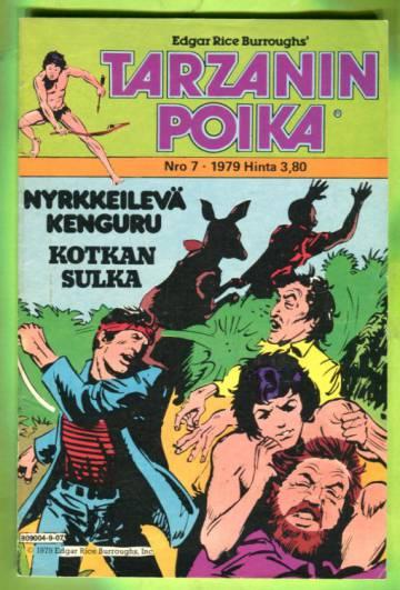 Tarzanin poika 7/79