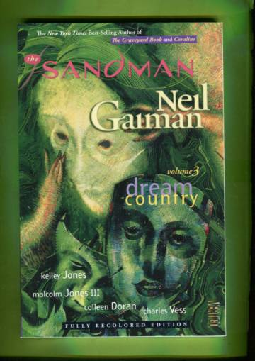 The Sandman Vol. 3 - Dream Country