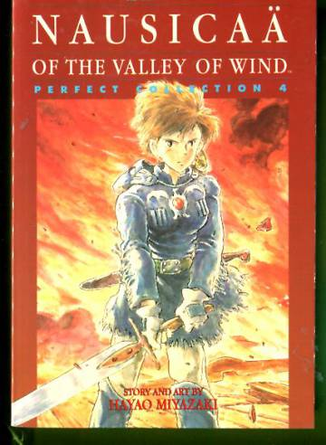 Nausicaä of the Valley of Wind: Perfect Collection Vol. 4