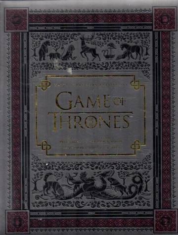 Valtaistuinpelin kulisseissa - Game of Thrones
