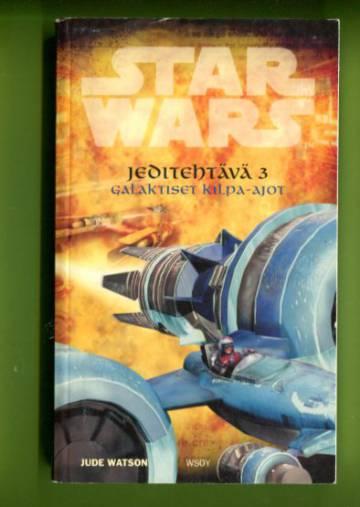 Star Wars - Jeditehtävä 3: Galaktiset kilpa-ajot