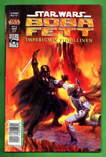 Star Wars 3/00 - Fett & Vader 4/4