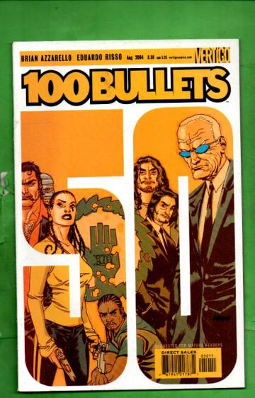100 Bullets #50 Aug 04