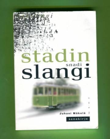 Stadin snadi slangisanakirja
