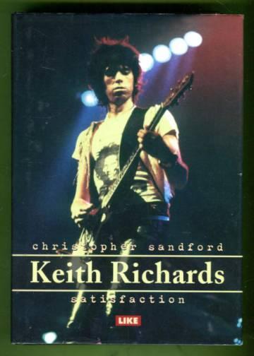 Keith Richards - Satisfaction