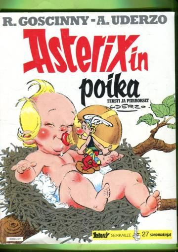 Asterix 27 - Asterixin poika (1. painos)