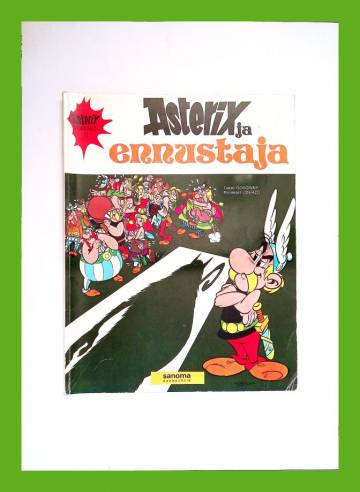 Asterix 19 - Asterix ja ennustaja (1. painos)