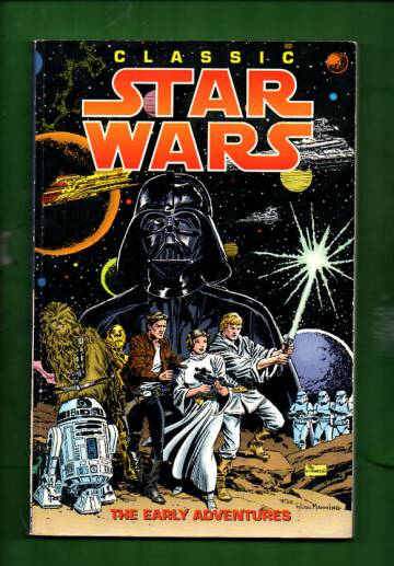 Classic Star Wars Vol. 4: The Early Adventures