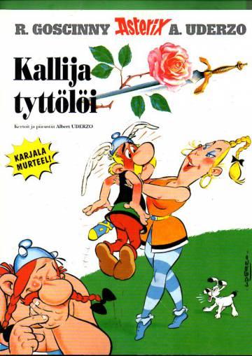 Murre-Asterix 3 - Kallija tyttölöi