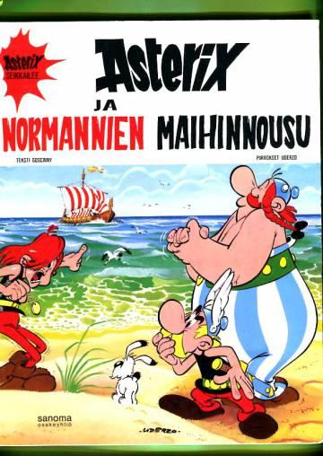 Asterix 8 - Asterix ja normannien maihinnousu (1. painos)