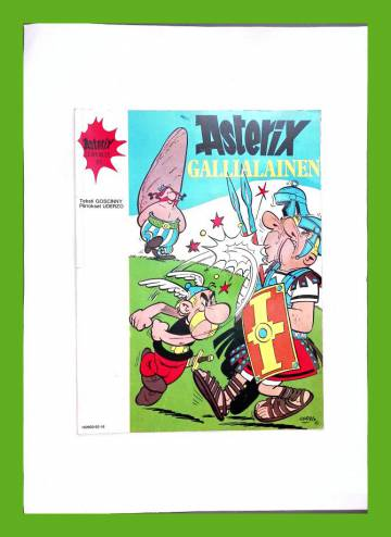 Asterix 18 - Asterix gallialainen