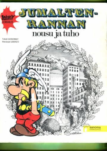 Asterix 14 - Jumaltenrannan nousu ja tuho (1. painos)