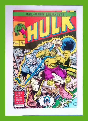 Hulk 10/83