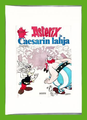 Asterix 21 - Asterix ja Caesarin lahja (1. painos)
