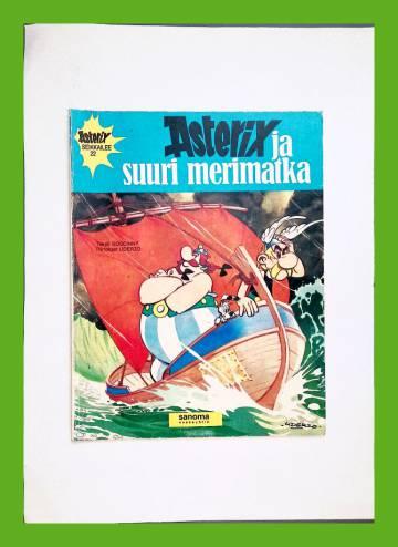 Asterix 22 - Asterix ja suuri merimatka (1. painos)