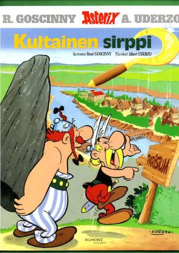 Asterix 10 - Kultainen sirppi