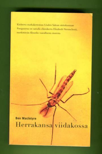 Herrakansa viidakossa - Elisabeth Nietzschen elämäkerta