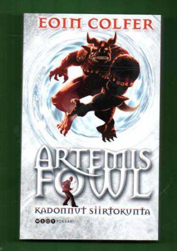 Artemis Fowl - Kadonnut siirtokunta
