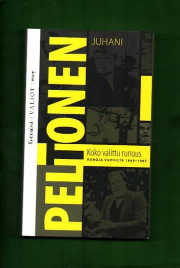 Koko valittu runous - Runoja vuosilta 1964-1987