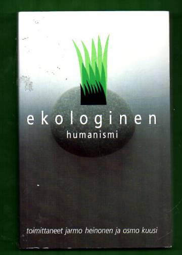 Ekologinen humanismi