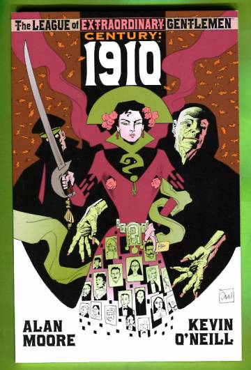 The League of Extraordinary Gentlemen Century #1: