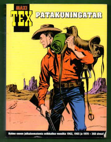 Maxi Tex 20 - Patakuningatar (Tex Willer)