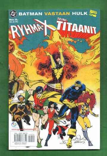 Ryhmä-X/Teinititaanit (X-Men)