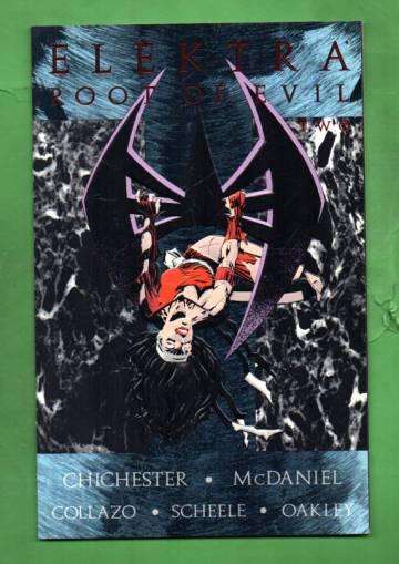 Elektra Vol. 1 #2 Apr 95 (Root of Evil)