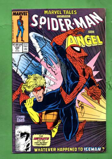 Marvel Tales Starring Spider-Man Vol. 1 #228 Oct 89