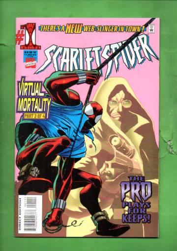 Scarlet Spider Vol. 1 #1 Nov 95