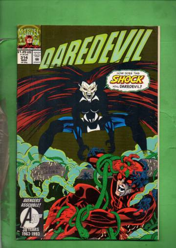 Daredevil Vol. 1 #314 Mar 93