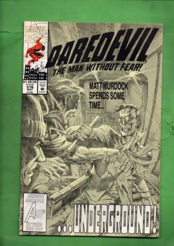 Daredevil Vol. 1 #316 May 93