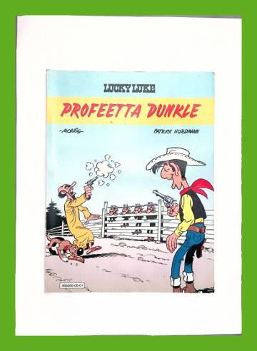 Lucky Luke 66 - Profeetta Dunkle (1. painos)