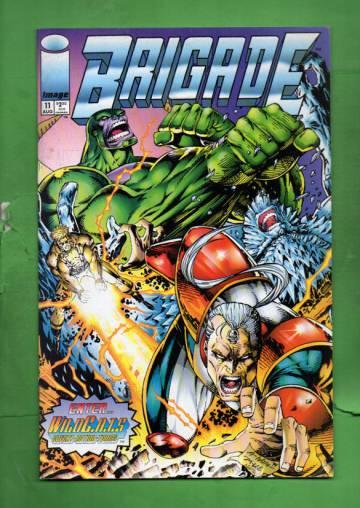 Brigade Vol. 2 #11 Aug 94