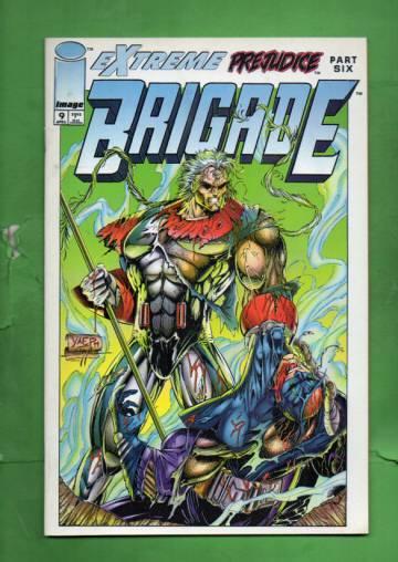Brigade Vol. 1 #9 Apr 94