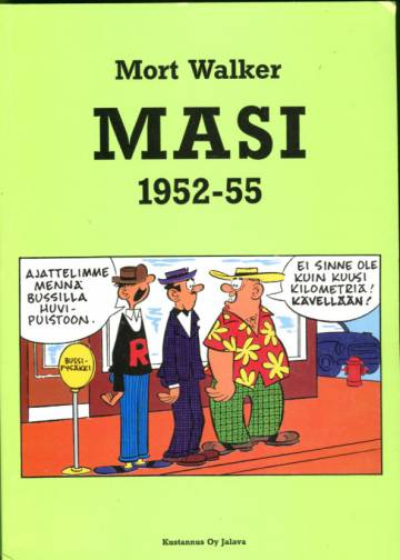Wanhat Sarjat 17 - Masi 1952-55