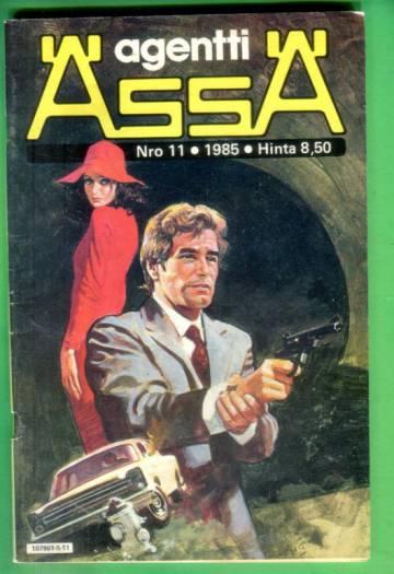 Agentti Ässä 11/85