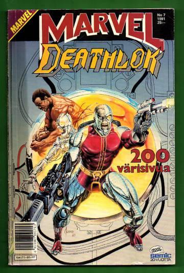 Marvel 7/91 - Deathlok