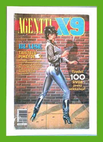 Agentti X9 12/90 (Modesty Blaise)